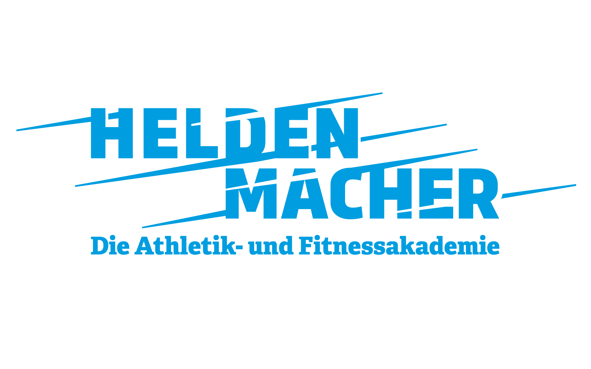 Heldenmacher Corporate Design & Website, Logotype – auf weißem Grund