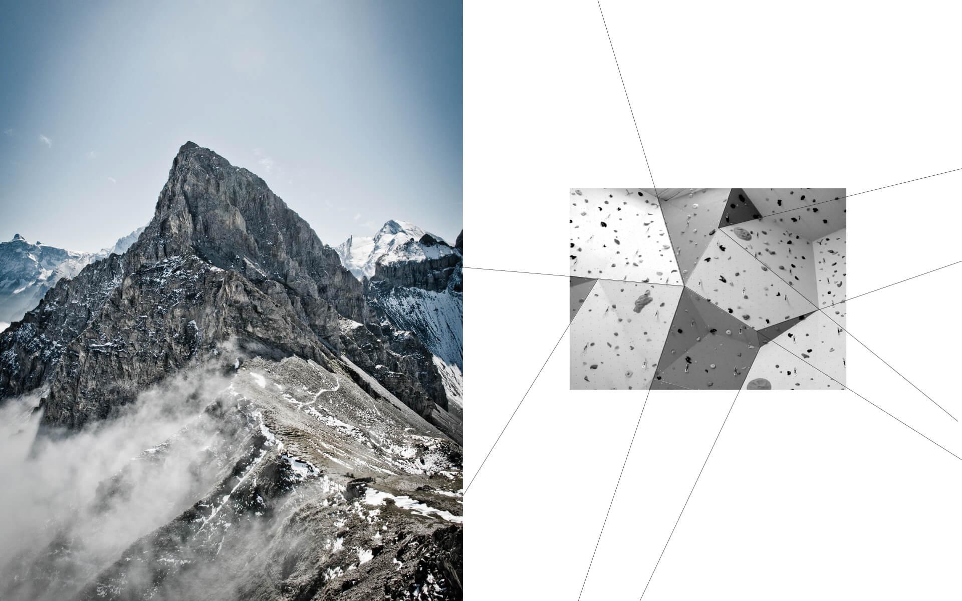 Bergstation Corporate Design, Corporate Design Konzept