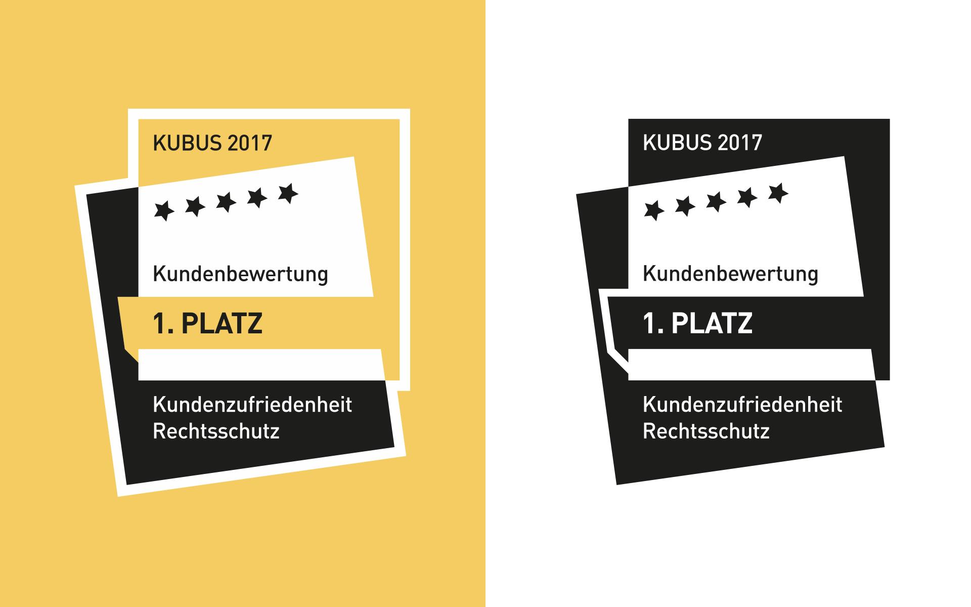 MSR Consulting Group GmbH, Gütesiegel Redesign, Farb- und Schwarzweißversion