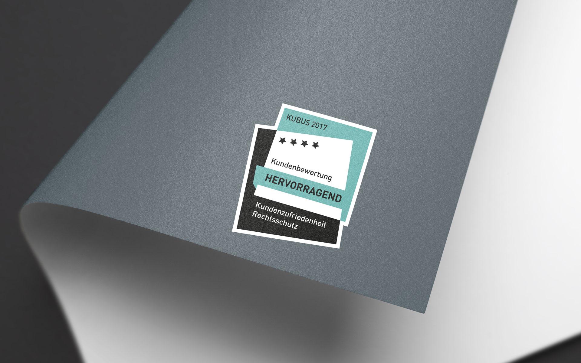 MSR Consulting Group GmbH , Gütesiegel Redesign, Anwendungsbeispiel