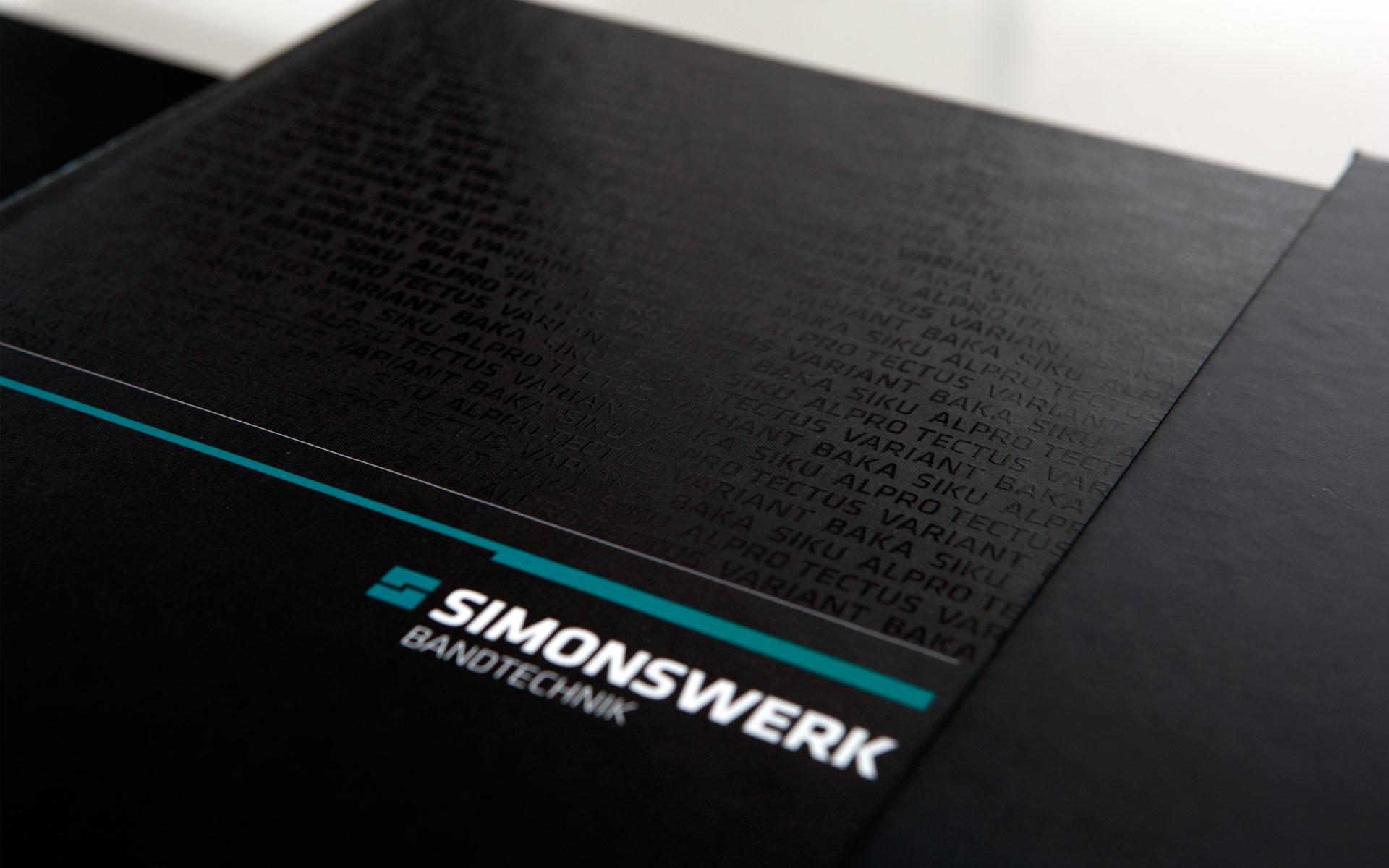 Simonswerk Kompendium 2012, Handbuch, Titel Detail