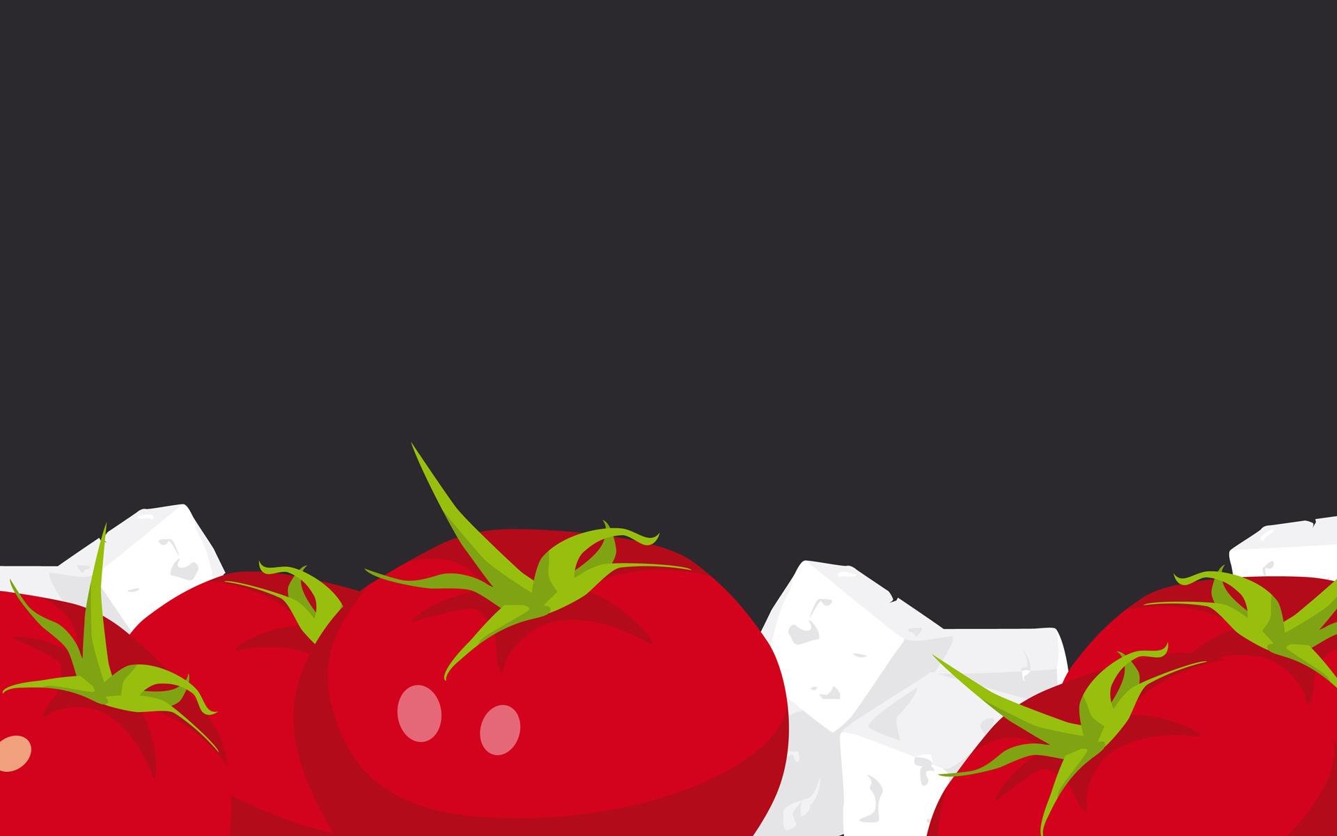 youcook Brand Identity, Illustration, Pasta alla Valentina