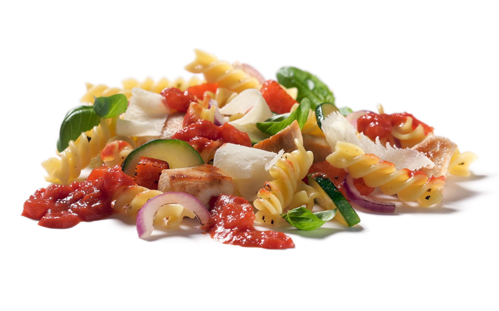 youcook Brand Identity, Food Photography, Pasta alla Valentina
