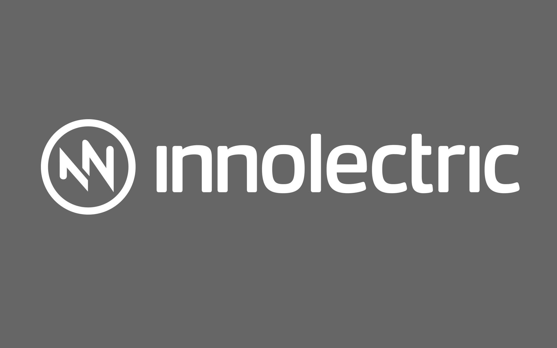 innolectric Corporate Design, Logotype negativ