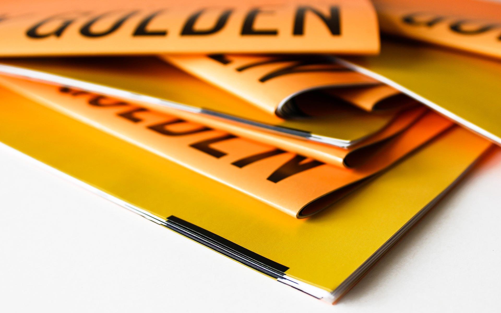 stay golden Brand Identity, Corporate Design, Newsletter 804-staygolden