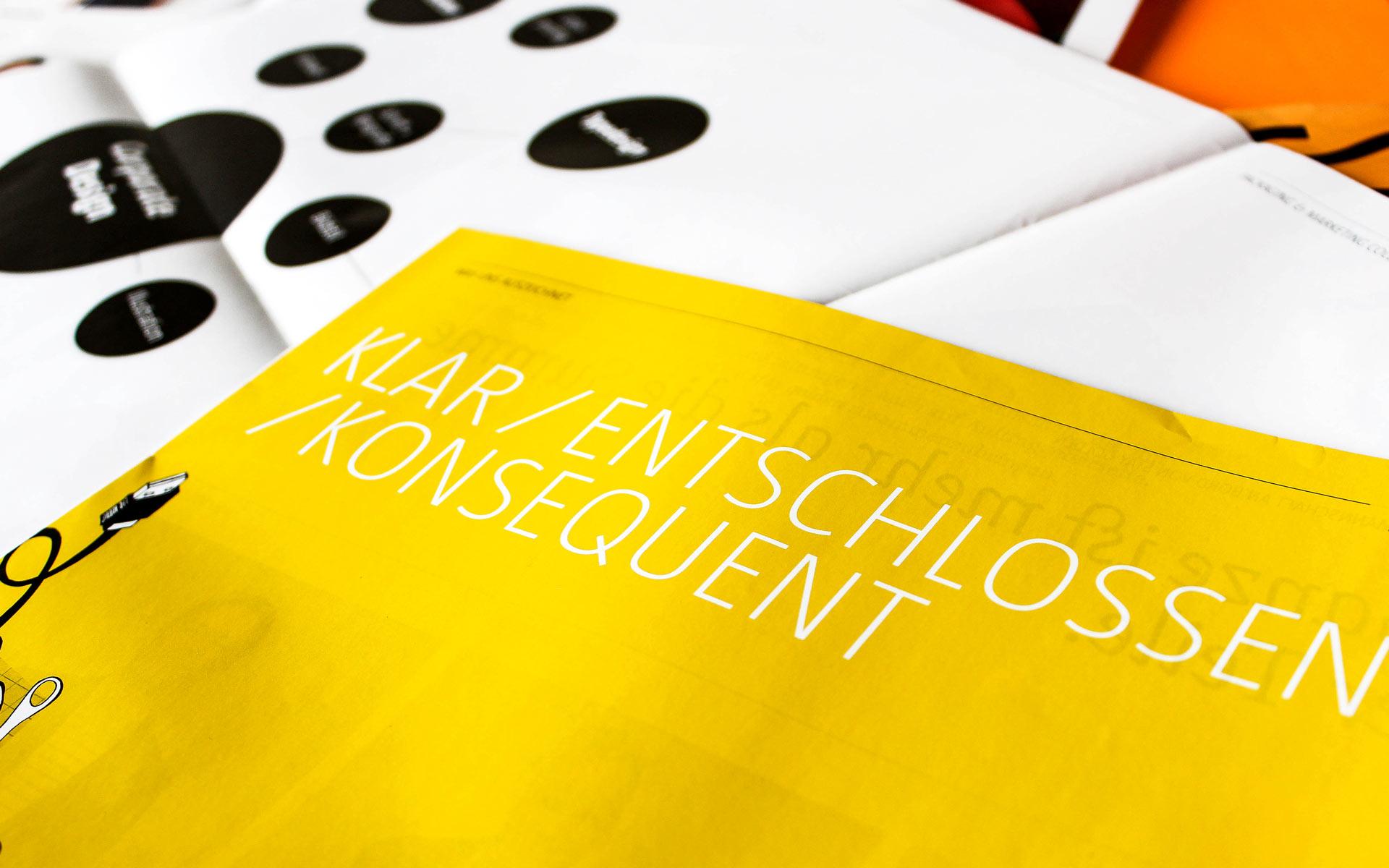 stay golden Brand Identity, Corporate Design, Newsletter, stay golden Claim