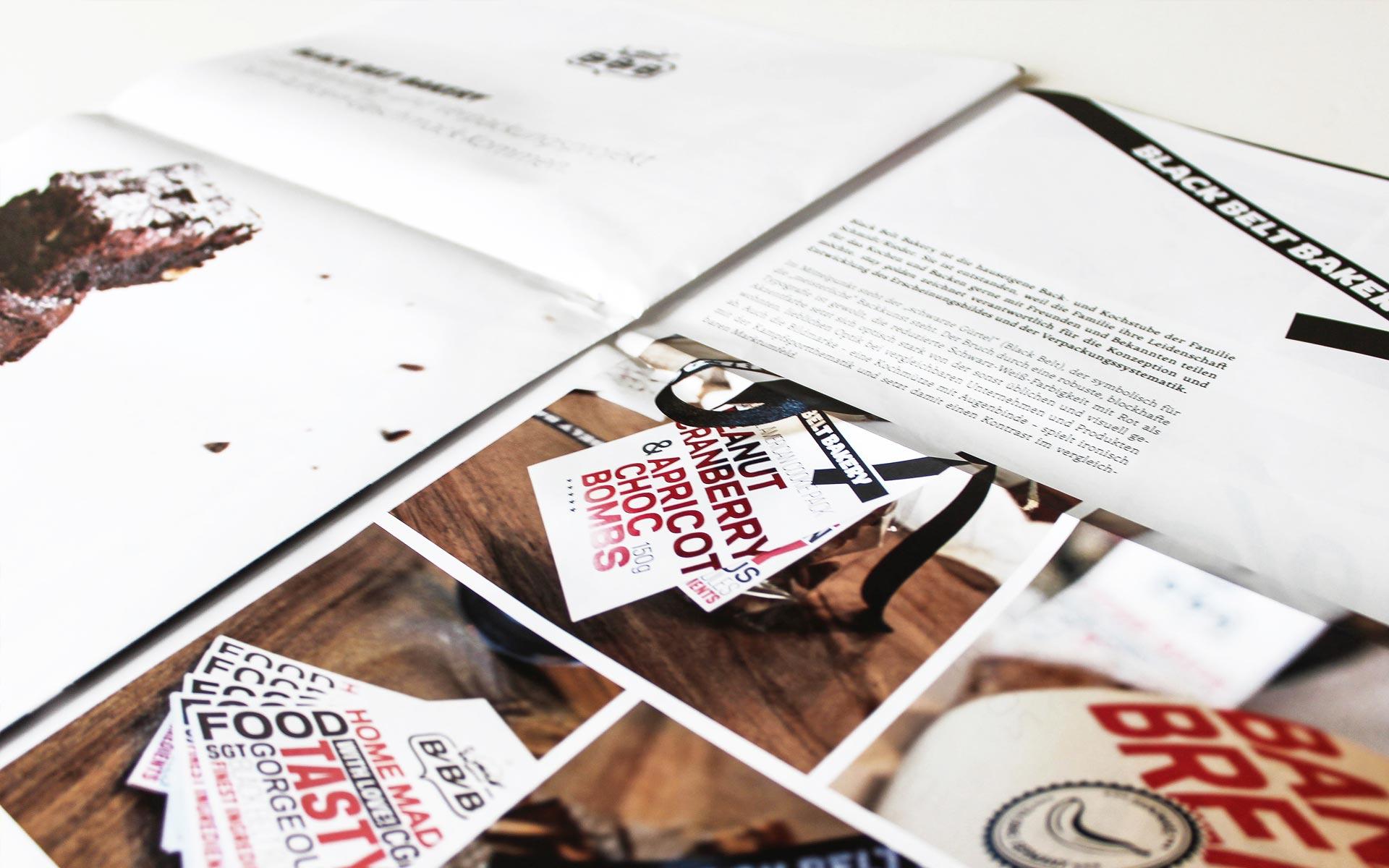 stay golden Brand Identity, Corporate Design, Newsletter, Case Study