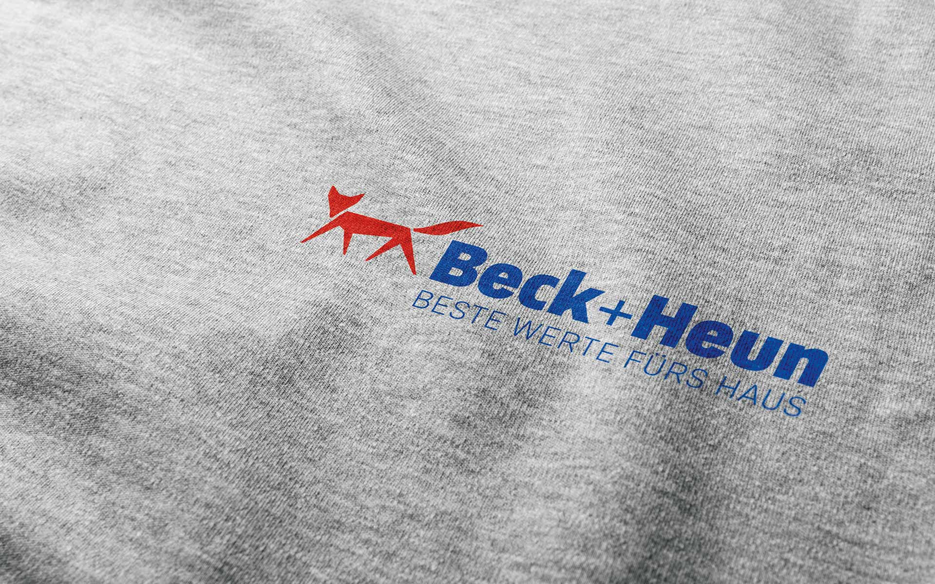 Beck+Heun Corporate Design, Markenkommunikation, Corporate Fashion
