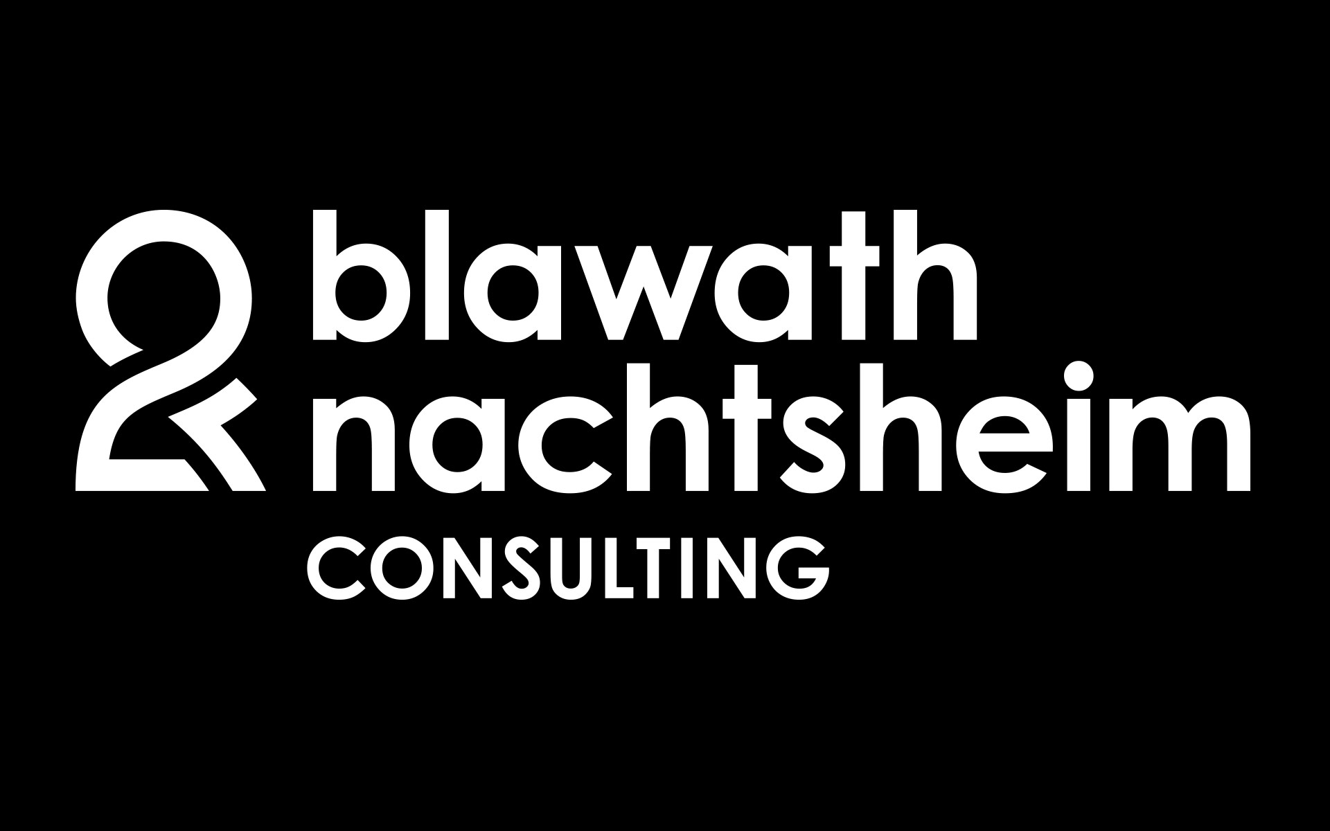 Blawath & Nachtsheim Consulting Corporate Design, Logotype