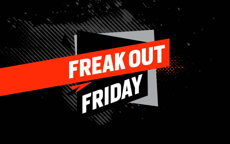 "Saleskampagne ""Freakout Friday"", Bayer 04 Leverkusen, Markenkommunikation, Corporate Design, Keyvisual"