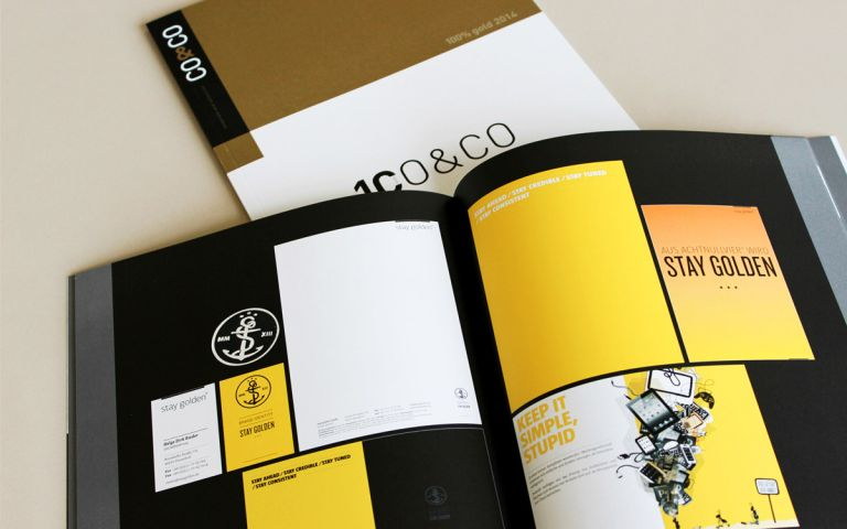 10 Jahre CO & CO – GOLD-Ausgabe, stay golden