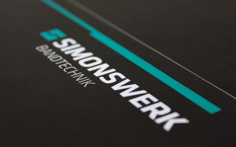Simonswerk Corporate Design, Logotype