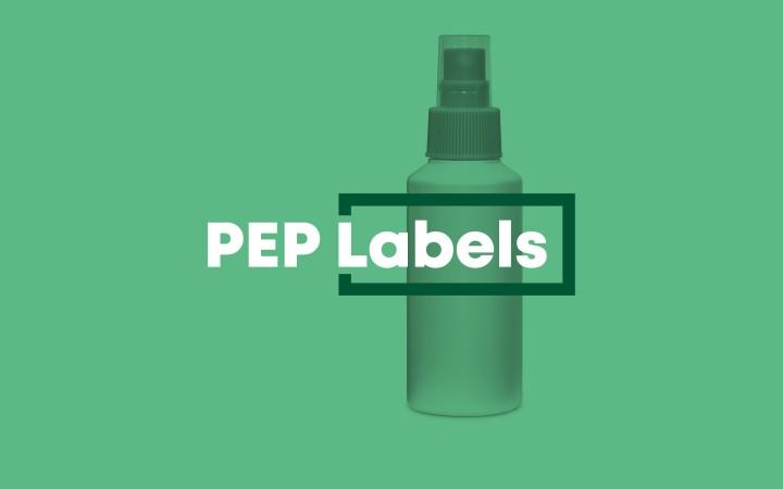 PEP Labels AG, Branding, Corporate Design, Branding Elements