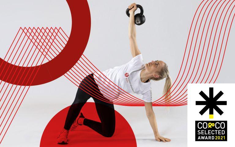 CO&CO, Award, Selected, Magazin, Trainerakademie Köln Corporate Design, Corporat Typography