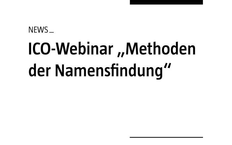 stay golden, naming, namensfindung, webinar, osnabrück, innovationscentrum, wissen