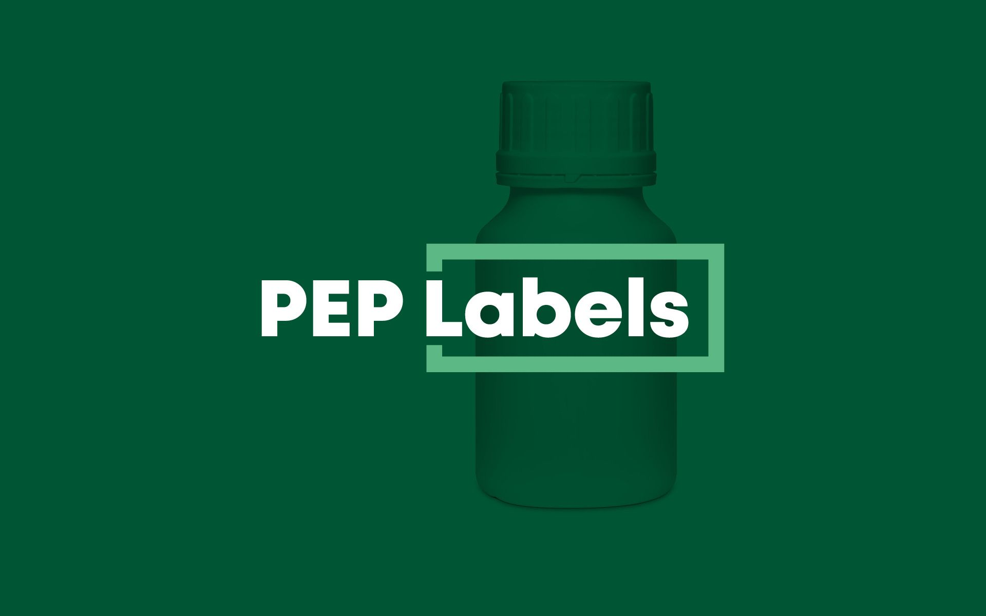 PEP Labels AG, Branding, Corporate Design, Branding Elements