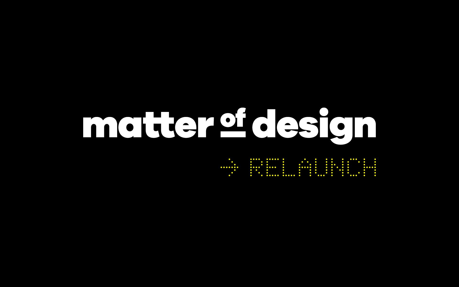 stay golden, Matter of Design, Fachblog, Relaunch, Update, Digital, Web Design, UI, UX, Wordpress, Corporate Design