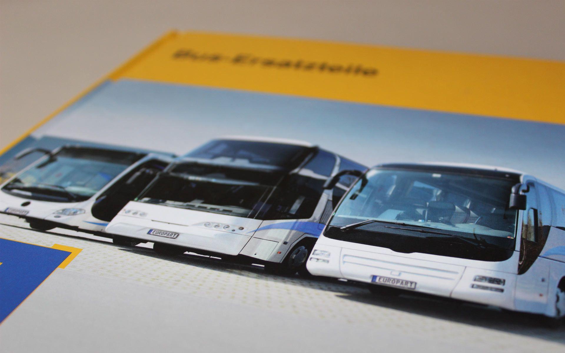 Europart Trading GmbH mit neuer Bildsprache