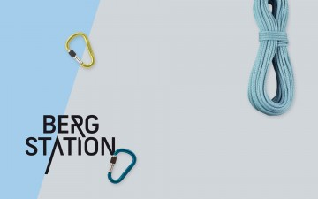 Bergstation Corporate Design, Logotype